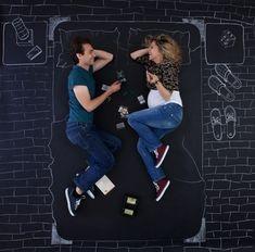 Jocuri pentru cupluri: cunoaste-ti partenerul!