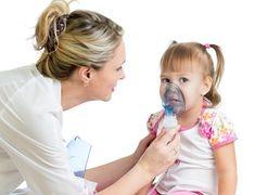 Terapia cu aerosoli la copii