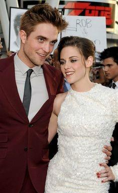 "Kristen Stewart si Robert Pattinson au avut o relatie ""de ochii presei"""