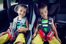 Tipuri de dispozitive pentru siguranta copilului in masina