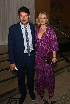 Kate Moss s-a despartit de Nikolai von Bismark
