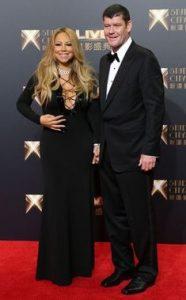 Mariah Carey si James Packer s-au despartit
