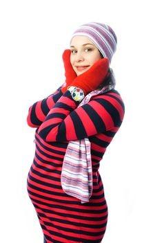 Ghidul gravidei pe timp de iarna