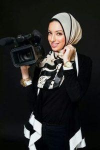 O musulmanca cu val, aparitie controversata in lumea modei
