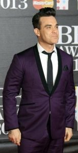 Robbie Williams, nud pe coperta unei reviste adresate homosexualilor