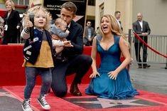 Blake Lively si Ryan Reynolds, prima aparitie oficiala ca parinti!