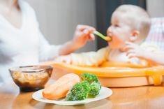 Afla care este alimentatia potrivita bebelusului la 6 luni