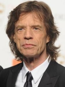 Mick Jagger, tata pentru a opta oara