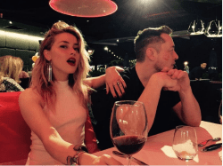 Amber Heard are un nou iubit