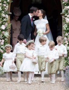 Londra a gazduit nunta anului 2017: Pippa Middleton a spus