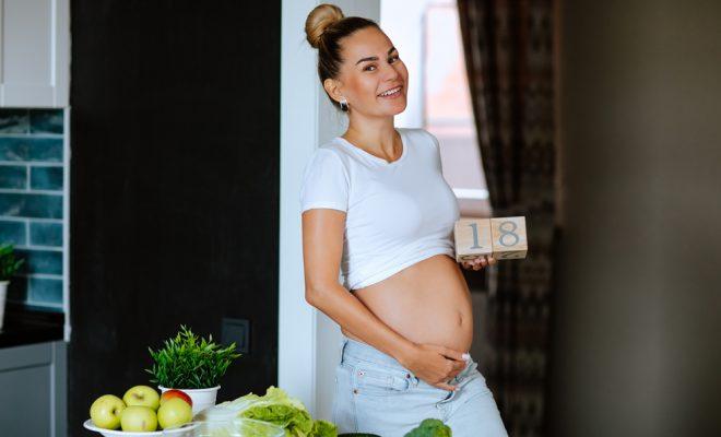 Saptamana 18 de sarcina