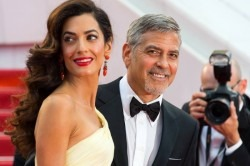 Amal si George Clooney au devenit parinti de gemeni