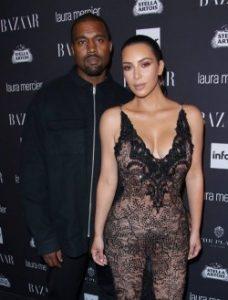 Kim si Kanye au angajat o mama surogat pentru cel de-al treilea copil