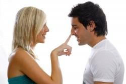 Lucruri respingatoare la un barbat