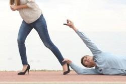 Androfobia, frica de barbati: cauze si efecte