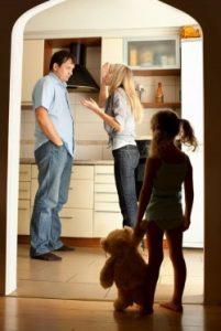 Copilul poate salva relatia de la destramare?