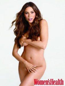 Sofia Vergara a pozat nud, la 45 de ani