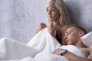 Sexul de consolare si consecintele lui