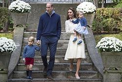 Ducesa Kate Middleton a nascut cel de-al treilea copil