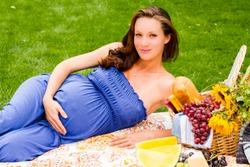 Alimentatia gravidei pe parcursul verii