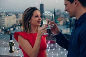 Invata sa flirtezi din nou dupa despartire