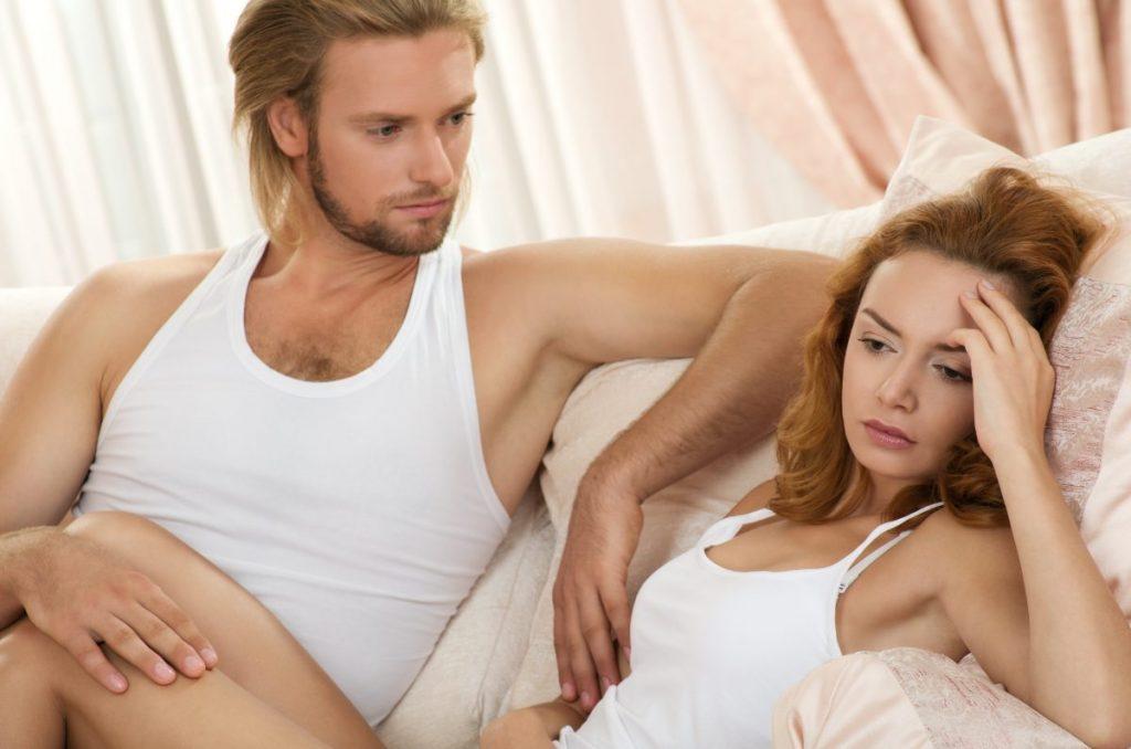 Cand devine indiferent un barbat intr-o relatie?