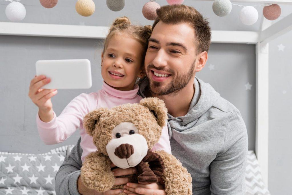 Cum sa devii un model pentru copilul tau