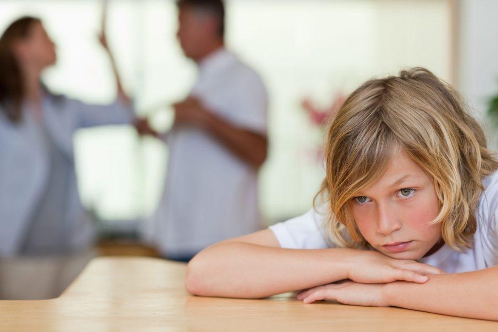 Sindromul de alienere parentală