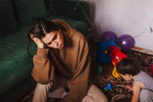 Burnoutul mămicilor - cum se tratează