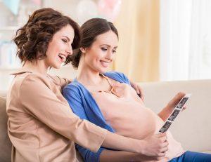 Reguli de bun-simț în interacţiunea cu gravida