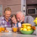 Cum sa previi răsfăţul exagerat al bunicilor