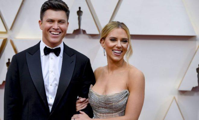 Scarlett Johansson s-a căsătorit a treia oară