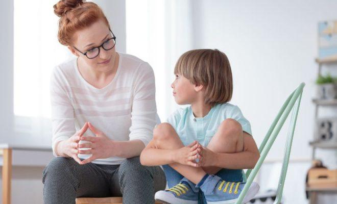 Când trebuie să duci copilul la psiholog