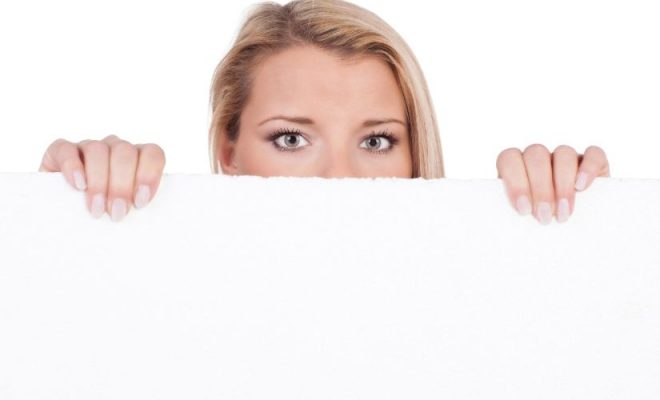 Semne care trădează nesiguranţa unei femei